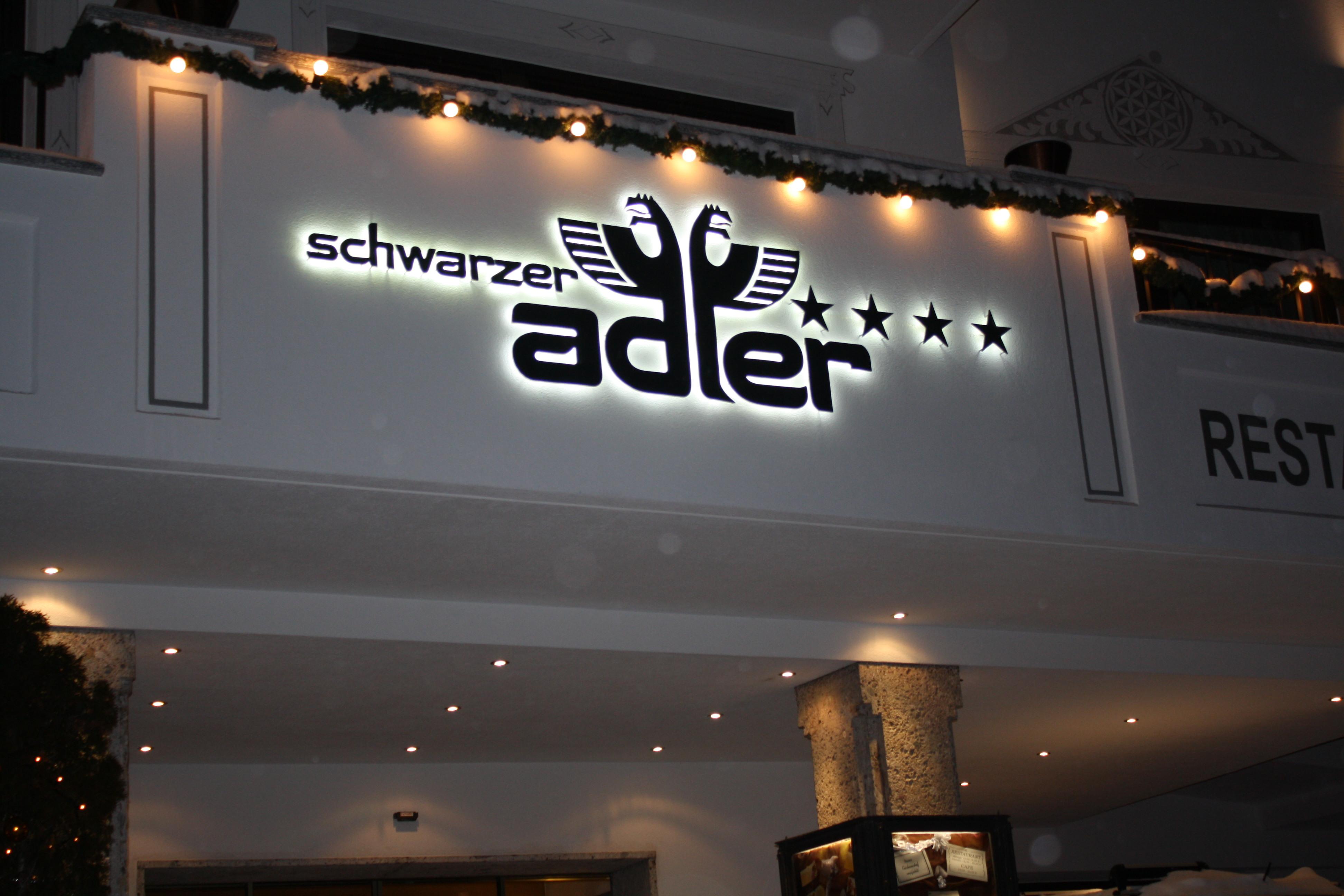 Hotel Schwarzer Adler in Tirol