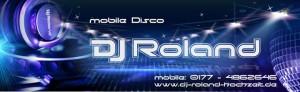 Banner DJ.Roland Neu